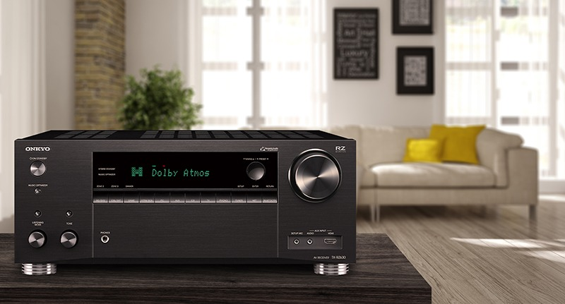 A/V Receivers & Processors - Onkyo USA