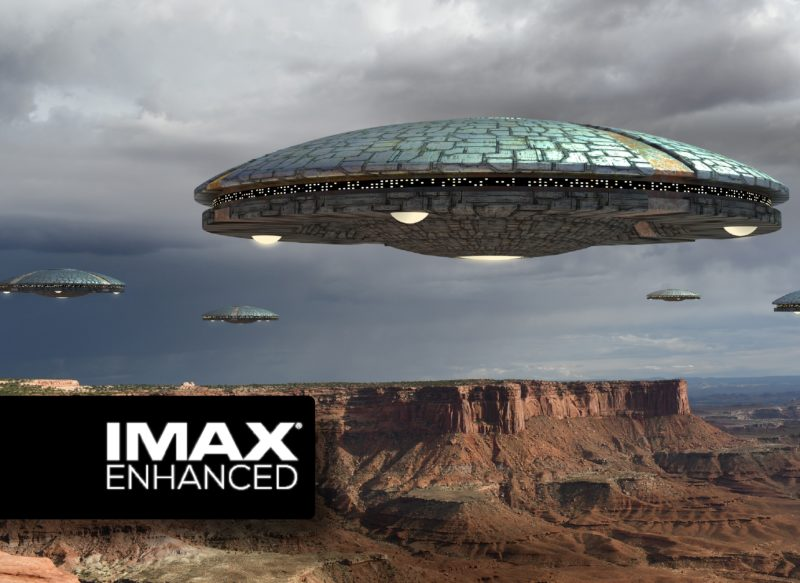 Experience IMAX® Enhanced