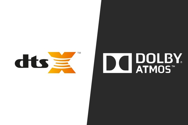 Dolby Atmos® and DTS:X® – setting sound free