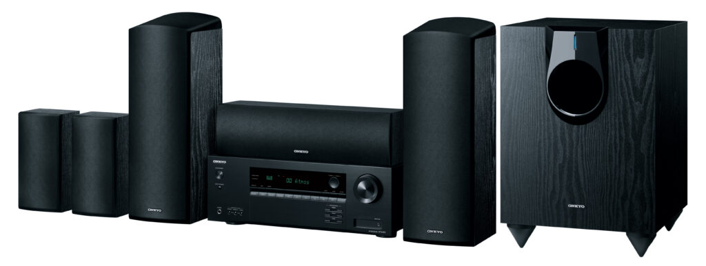 HT-S5910 Home Theater System on white background